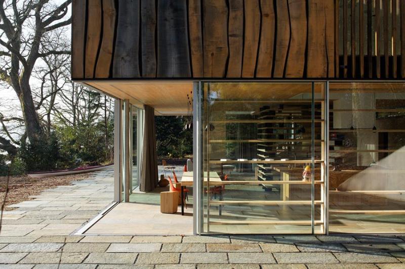 En Bretagne Lode Architecture R Alise Une Maison Lov E