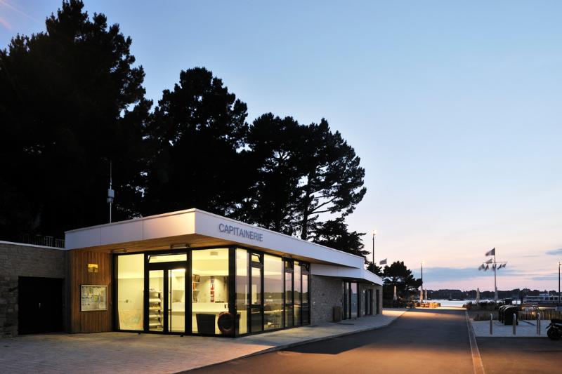 Magnum revalorise le port de l le des moines d tails d 39 architecture - Office de tourisme ile aux moines ...