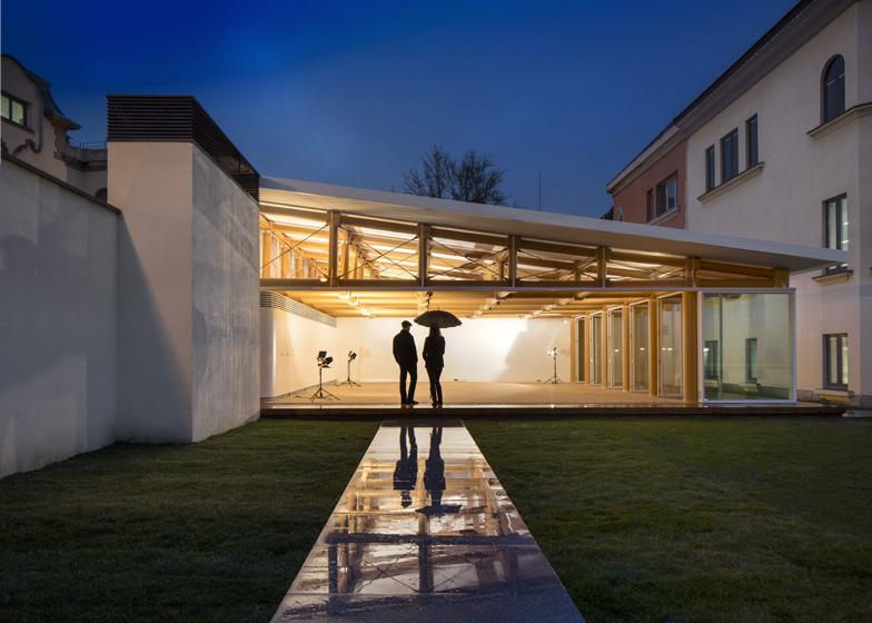 Shigeru ban d tails d 39 architecture for Architecture ephemere shigeru ban