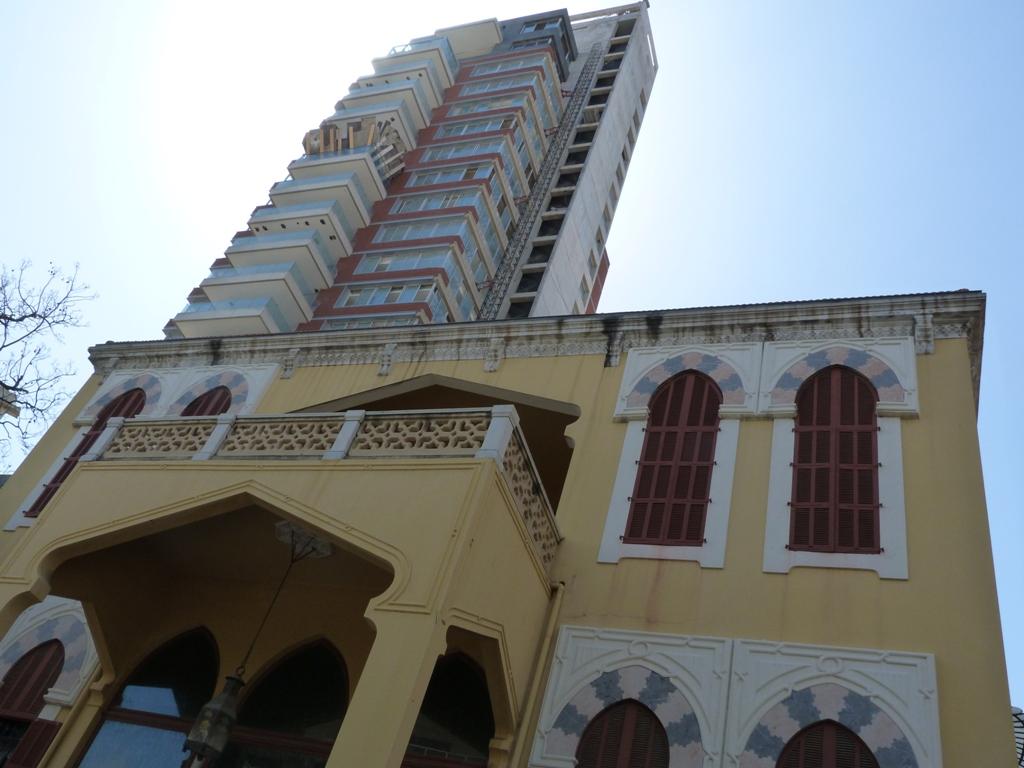 Beyrouth d tails d 39 architecture for Maison prefabriquee liban