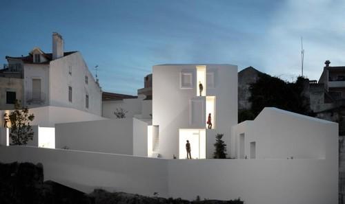 Aires mateus d tails d 39 architecture for Architecture minimaliste
