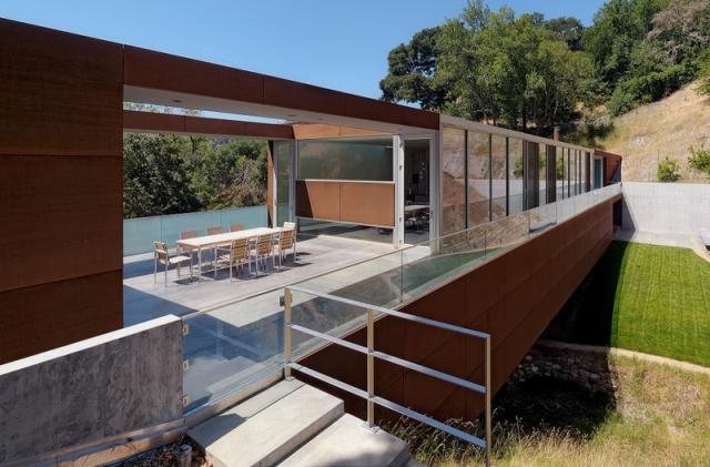 Paysage d tails d 39 architecture for Architecture qui se fond dans le paysage
