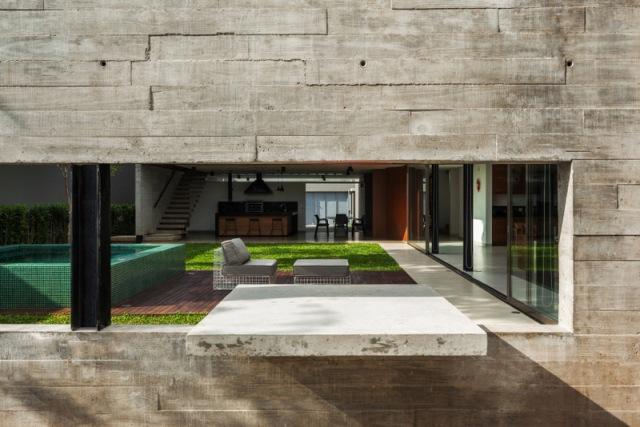 Br sil d tails d 39 architecture for Castro architecte