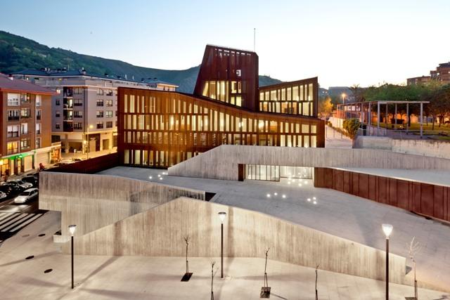 corten | Détails d\'Architecture